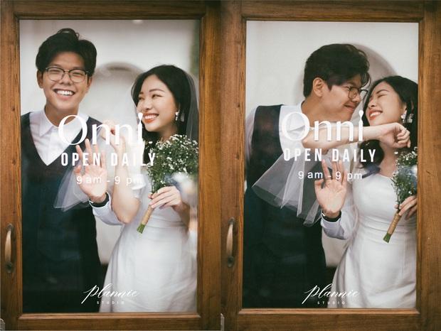 Trọn bộ ảnh cưới cực đáng yêu của cặp đôi MC trai tài gái sắc Mạnh Cường – Hương Giang - Ảnh 2.