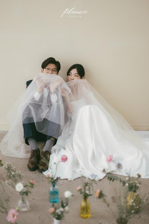 Trọn bộ ảnh cưới cực đáng yêu của cặp đôi MC trai tài gái sắc Mạnh Cường – Hương Giang - Ảnh 17.