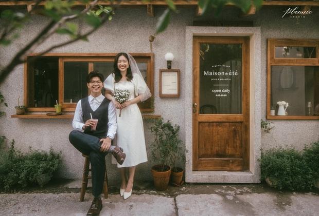 Trọn bộ ảnh cưới cực đáng yêu của cặp đôi MC trai tài gái sắc Mạnh Cường – Hương Giang - Ảnh 6.
