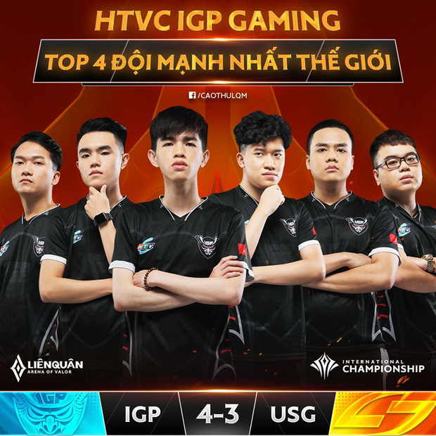 Chiến thắng nghẹt thở trước đại diện Nhật Bản, HTVC IGP Gaming là đội đầu tiên bước vào Bán kết AIC 2019 - Ảnh 5.