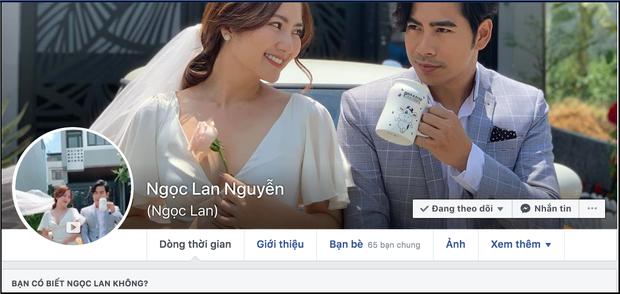 Ngọc Lan bất ngờ giữ nguyên avatar và ảnh bìa hạnh phúc với Thanh Bình hậu xác nhận ly hôn - Ảnh 1.