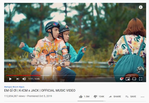 Nghệ sĩ Vpop nào là bá chủ Top 1 Trending năm 2019: Jack và K-ICM ngang bằng Hương Giang và Min, nhưng Đen Vâu mới là trùm cuối! - Ảnh 18.