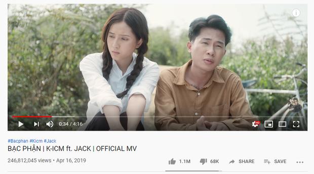 Nghệ sĩ Vpop nào là bá chủ Top 1 Trending năm 2019: Jack và K-ICM ngang bằng Hương Giang và Min, nhưng Đen Vâu mới là trùm cuối! - Ảnh 15.