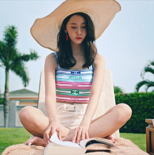 Cuộc đụng độ giữa 3 mỹ nhân Big 3 làng Kpop: Tiến bối Yoona có lấn át Jennie và Nayeon khi cùng diện một mẫu váy sexy? - Ảnh 2.