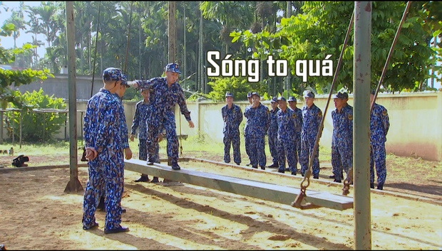 Sao nhập ngũ: B Trần bị phê bình vì thái độ phản ứng với chỉ huy - Ảnh 4.