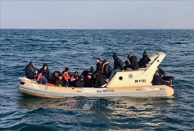 4,8 triệu người nhập cư trái phép vào châu Âu trong năm 2017 - Ảnh 1.