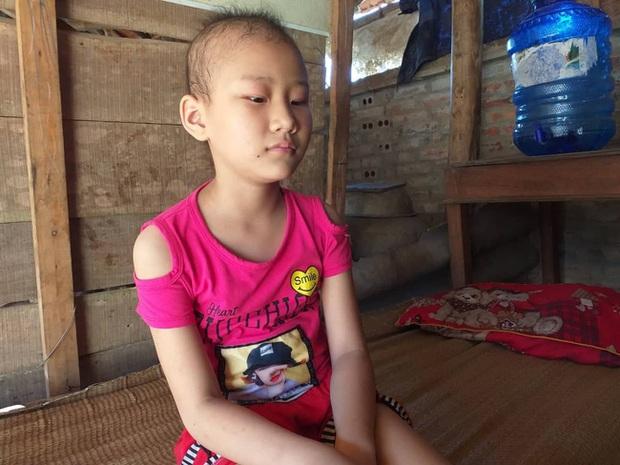 Người phụ nữ tuyệt vọng rao bán thận kiếm tiền chữa bệnh ung thư máu cho con gái 10 tuổi - Ảnh 2.