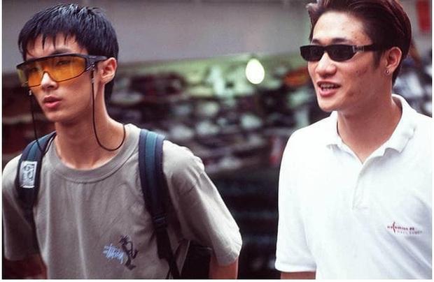 Nam thanh nữ tú xứ Hàn những năm 90: Lên đồ chặt chém, bắt trend nhanh khiến thế hệ bây giờ cũng phải ngả mũ - Ảnh 14.