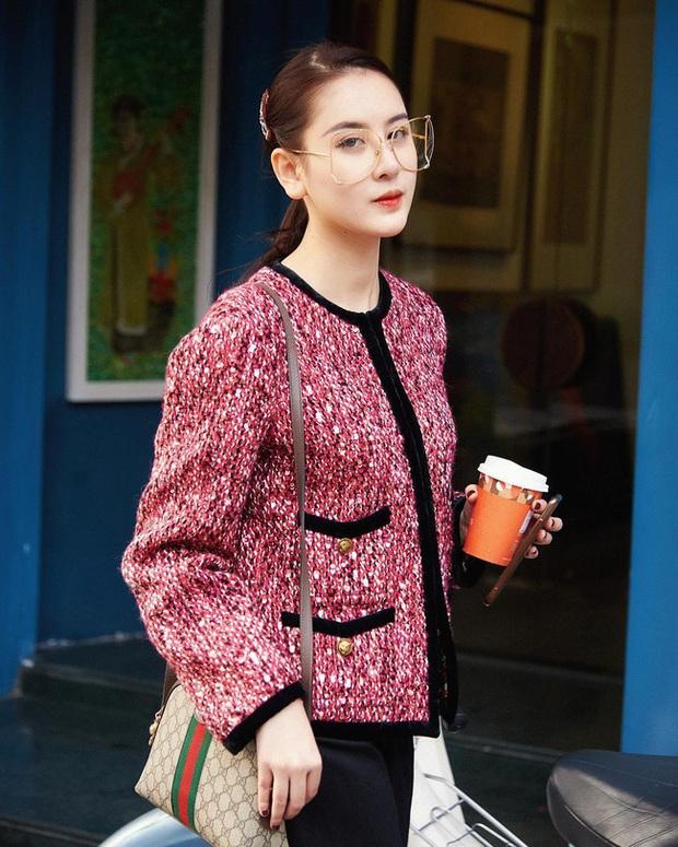 Áo khoác vải tweed: Các nàng sang chảnh nhất showbiz Việt - Hàn đều đang chết mê chết mệt, còn bạn thì sao? - Ảnh 15.