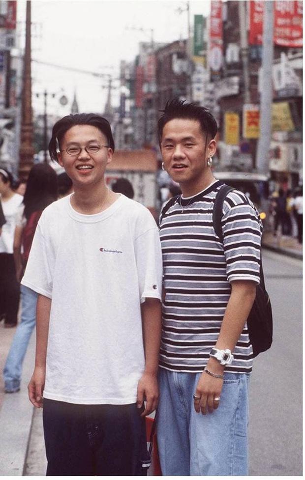 Nam thanh nữ tú xứ Hàn những năm 90: Lên đồ chặt chém, bắt trend nhanh khiến thế hệ bây giờ cũng phải ngả mũ - Ảnh 15.
