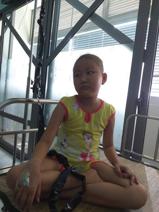 Người phụ nữ tuyệt vọng rao bán thận kiếm tiền chữa bệnh ung thư máu cho con gái 10 tuổi - Ảnh 3.