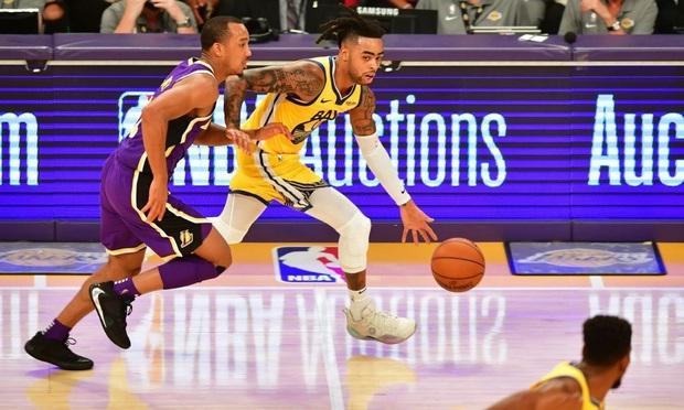 """NBA 19-20: Áp đảo ở khu vực dưới rổ, Los Angeles Lakers dễ dàng """"hủy diệt"""" Golden State Warriors - Ảnh 3."""