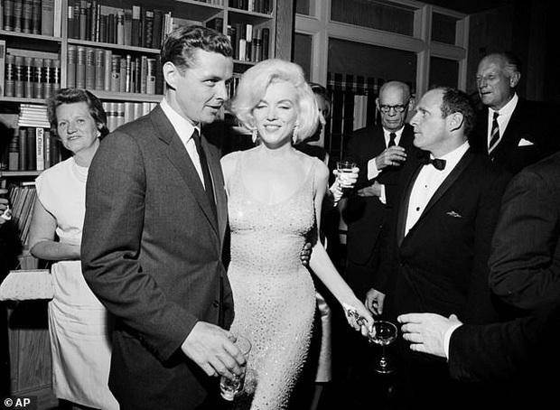 Tiết lộ bất ngờ về Marilyn Monroe tại sinh nhật Tổng thống Mỹ Kennedy - Ảnh 5.