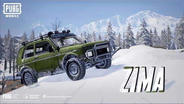 PUBG Mobile: Đây là mọi thông tin bạn cần biết về khẩu MP5-K và ông hoàng đường tuyết Zima - Ảnh 3.