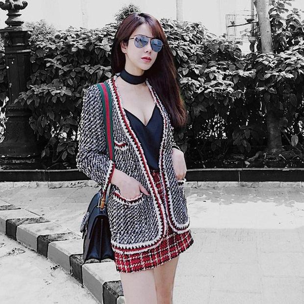 Áo khoác vải tweed: Các nàng sang chảnh nhất showbiz Việt - Hàn đều đang chết mê chết mệt, còn bạn thì sao? - Ảnh 23.