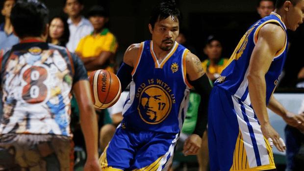Giải đấu bóng rổ của huyền thoại boxing Manny Pacquiao rúng động vì nghi án dàn xếp tỷ số - Ảnh 3.