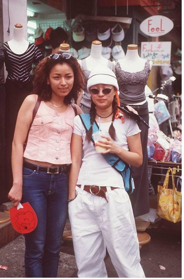 Nam thanh nữ tú xứ Hàn những năm 90: Lên đồ chặt chém, bắt trend nhanh khiến thế hệ bây giờ cũng phải ngả mũ - Ảnh 5.