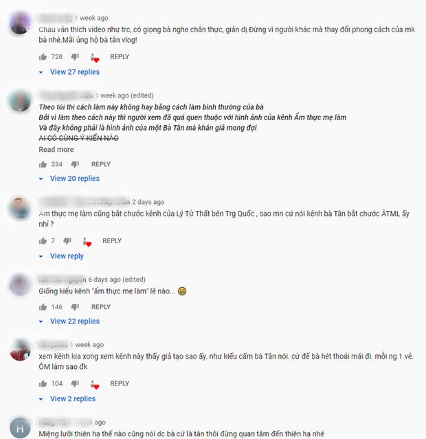 Sau Ẩm thực mẹ làm, bà Tân Vlog tiếp tục bị soi làm clip giống Lý Tử Thất của Trung Quốc? - Ảnh 5.