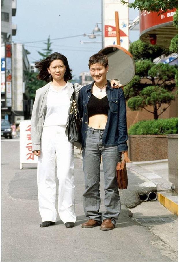 Nam thanh nữ tú xứ Hàn những năm 90: Lên đồ chặt chém, bắt trend nhanh khiến thế hệ bây giờ cũng phải ngả mũ - Ảnh 8.