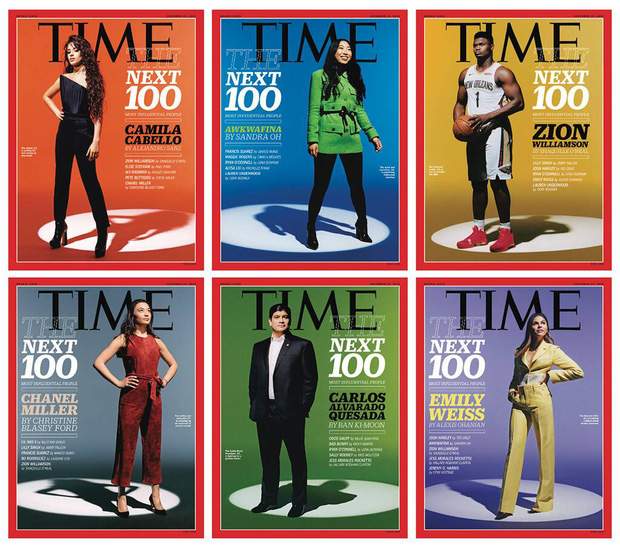 BLACKPINK, Billie Eilish và Camila Cabello được tạp chí TIME vinh danh là những ngôi sao sẽ định hình cho nền âm nhạc trong tương lai - Ảnh 1.