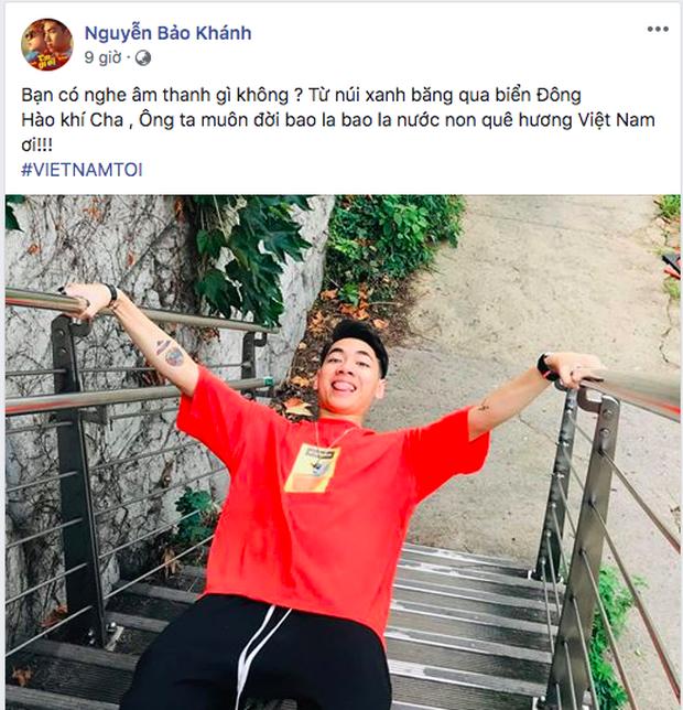 Jack và K-ICM hoà chung chiến thắng của đội tuyển Việt Nam, tung lời bài hát Việt Nam Tôi sắp ra mắt làm fan phổng mũi tự hào - Ảnh 2.