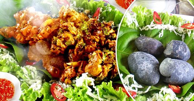 Sỏi mầm - món ăn với cái tên độc nhất vô nhị ít người biết ở vùng sông nước Hậu Giang - Ảnh 1.