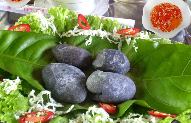 Sỏi mầm - món ăn với cái tên độc nhất vô nhị ít người biết ở vùng sông nước Hậu Giang - Ảnh 3.