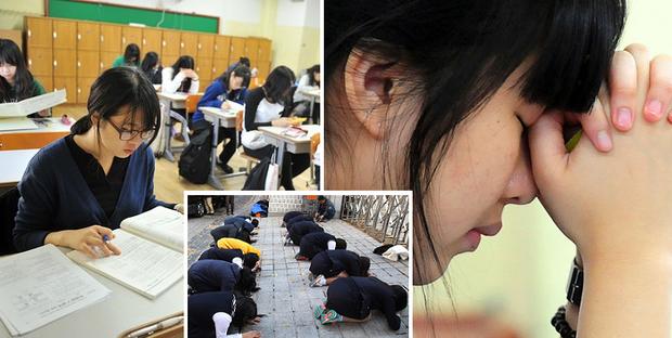 Giáo sư Hàn Quốc đang ghi tên con em mình vào làm đồng tác giả nghiên cứu - tất cả là vì cuộc thi đại học tàn khốc nhất thế giới - Ảnh 1.
