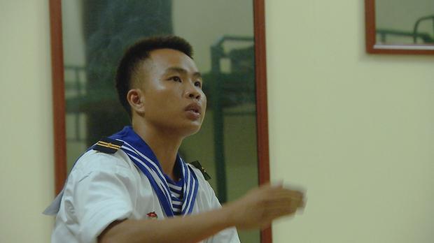 Sao nhập ngũ: B Trần bị phê bình vì thái độ phản ứng với chỉ huy - Ảnh 1.