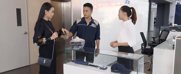 Preview Hoa Hồng Trên Ngực Trái tập 30: Thấy Bảo tuần lộc tâm lí quan tâm Khuê, San ôm đầu truyền thái y vì sốc? - Ảnh 1.