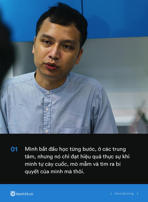 Thầy Tú Phạm 9.0 Speaking: Đạt 6.5 IELTS không khó, chỉ có điều học sinh Việt Nam giỏi mỗi khoanh ABCD, câu này đúng câu kia sai còn khả năng vận dụng bằng 0 - Ảnh 1.