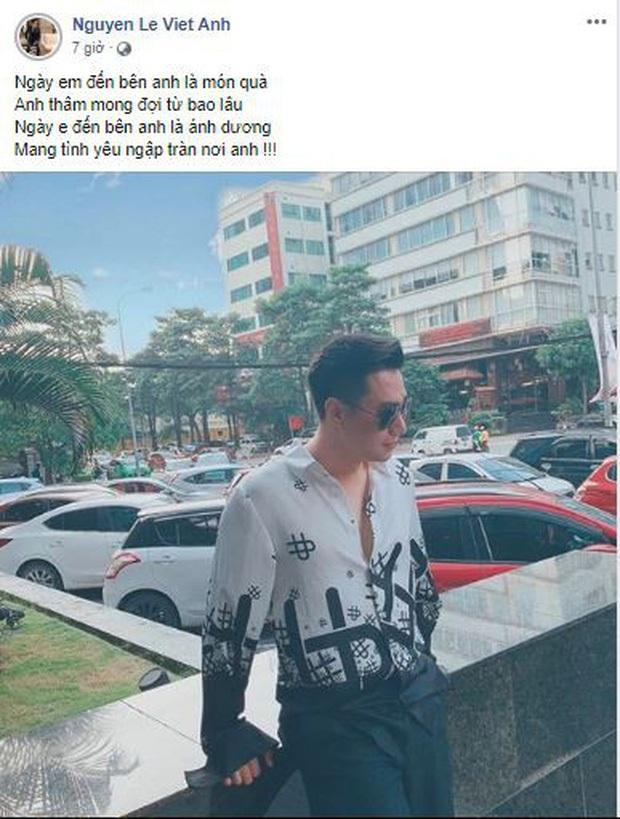 Rộ nghi vấn Việt Anh đã có bạn gái mới, công khai gọi bằng tiếng vợ và quan tâm cực tình cảm hậu ly hôn - Ảnh 4.