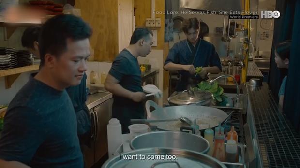 Review Chàng Dâng Cá, Nàng Ăn Hoa: Đủ 18+ mới được xem, nhiều món ngon mắt với cách kể lạ miệng - Ảnh 8.