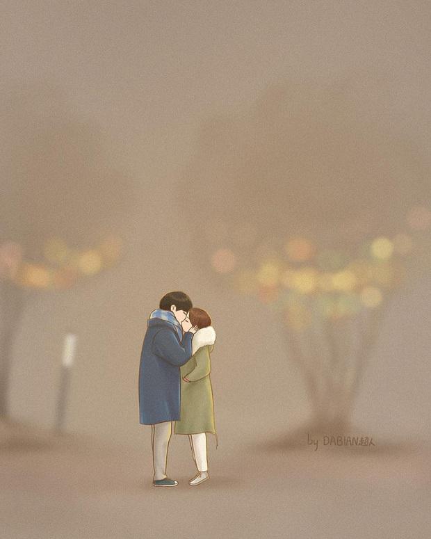 Chưa bao giờ là điều gì lớn lao, tình yêu bắt đầu từ đôi ba khoảnh khắc vụn vặt, vài câu giận hờn vu vơ - Ảnh 19.