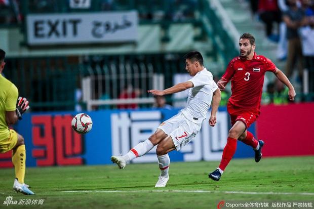 Syria 2-1 Trung Quốc: Học trò phản lưới ngớ ngẩn khiến HLV tuyển Trung Quốc từng vô địch World Cup phải từ chức - Ảnh 5.