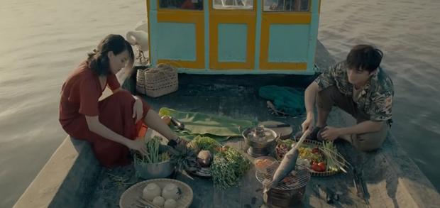 Review Chàng Dâng Cá, Nàng Ăn Hoa: Đủ 18+ mới được xem, nhiều món ngon mắt với cách kể lạ miệng - Ảnh 7.