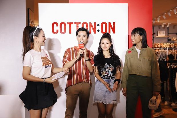 Bảo Anh, Hoàng Yến Chibi cùng dàn sao hội tụ tại đêm trải nghiệm giới trẻ của Cotton:On Việt Nam - Ảnh 7.