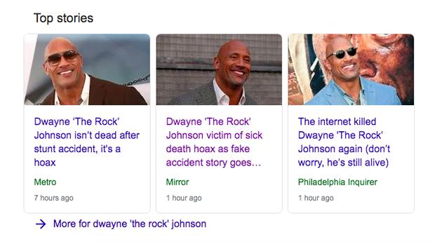 Chấn động tin BBC tuyên bố tài tử Fast & Furious The Rock qua đời, nhưng sao vẫn online đăng ảnh ầm ầm thế này? - Ảnh 2.