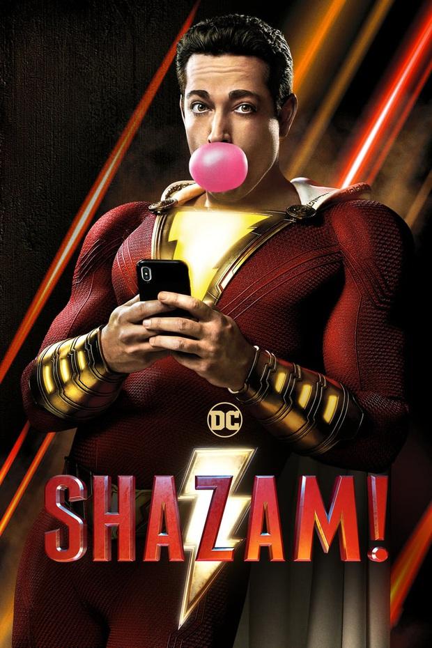 The Rock Dwayne Johnson chính thức nhập hội siêu anh hùng, trở thành đối thủ truyền kiếp của Shazam - Ảnh 4.