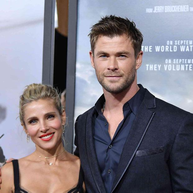 """Vợ chồng """"Thần Sấm Thor"""" lục đục, chỉ còn sống chung vì con cái? - Ảnh 1."""