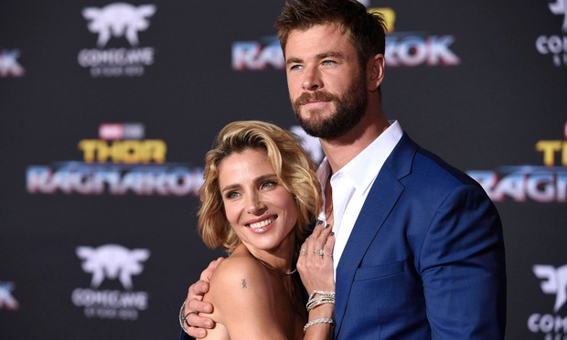 """Vợ chồng """"Thần Sấm Thor"""" lục đục, chỉ còn sống chung vì con cái? - Ảnh 3."""