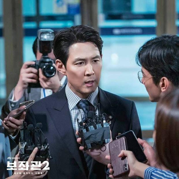 Chief of Staff của Shin Min Ah: Món đặc biệt dành cho khán giả không hảo ngọt chỉ khoái cung đấu drama - Ảnh 12.