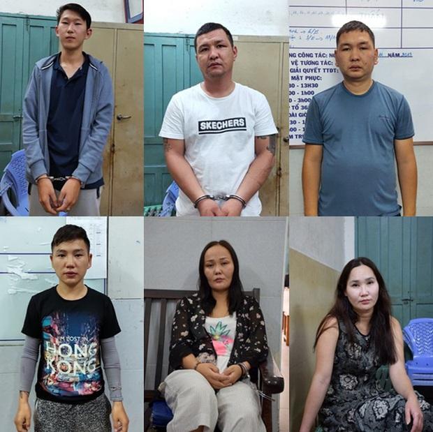 Hai người phụ nữ nước ngoài cùng 4 đồng bọn hành nghề trộm cắp tài sản ở trung tâm Sài Gòn - Ảnh 1.