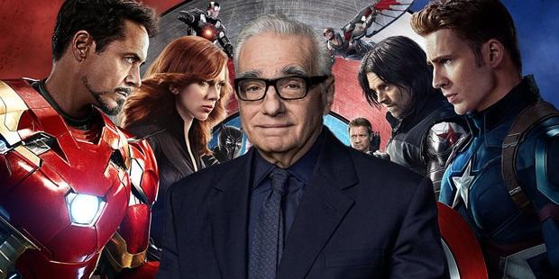Cha đẻ The Irishman có nguy tạch Oscar vì vạ miệng chê phim Marvel: Đừng đùa với sở thích của đám đông! - Ảnh 1.