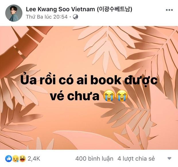 Fan Việt rục rịch mua vé lập team, chuẩn bị quà để chào đón 8 thành viên Running Man - Ảnh 1.