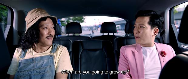3 cặp sinh đôi phá banh cả thế giới trong phim Việt: Minh Tú nom vậy vẫn không làm lại siêu sao dỏm Trường Giang - Ảnh 6.