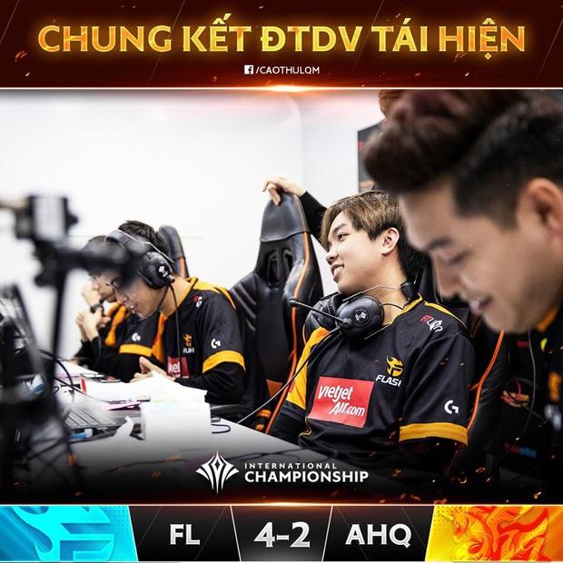 Có nội tại linh vật Huy Popper, Team Flash giành vé vào Bán kết AIC 2019, gặp lại HTVC IGP gaming - Ảnh 3.