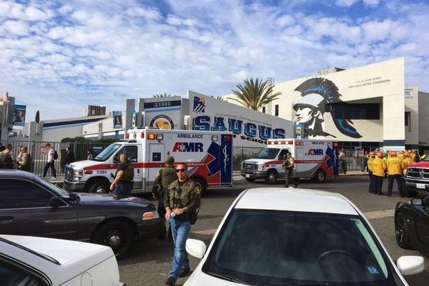 Mỹ: Học sinh gốc Á xả súng ở California, dùng viên đạn cuối tự sát - Ảnh 3.