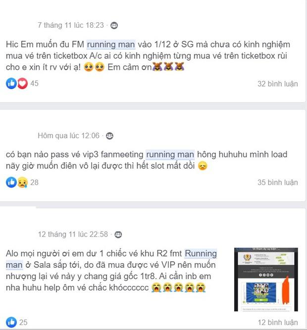 Fan Việt rục rịch mua vé lập team, chuẩn bị quà để chào đón 8 thành viên Running Man - Ảnh 3.