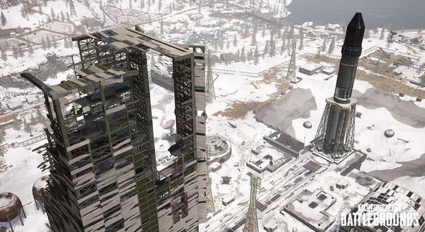 PUBG Mobile: Những địa điểm nhảy dù tốt nhất tại bản đồ tuyết Vikendi - Ảnh 3.
